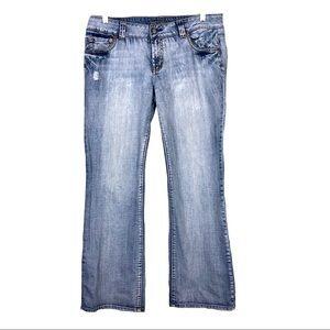 American Eagle Boyfriend 77 Jeans Women's Sz 12
